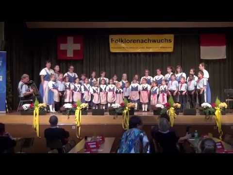 Kinderjodelchörli Rheintal - D'Schwizer Bärge