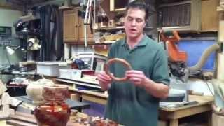 Handmade Wooden Cremation Urns