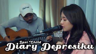 Last Child - Diary Depresiku Cover Stefhani Adelia