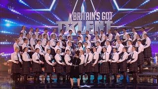 Season 10, Episode 3 Brilliant 57 girl Irish choir with their direc...
