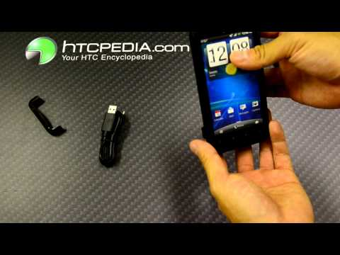HTC Raider 4G External Battery Charging Case (1800mAh)
