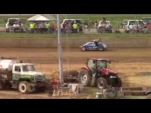 JJ Hughes @ Lawrenceburg Speedway 08-05-2017