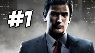 Mafia 2 Walkthrough Gameplay Part 1