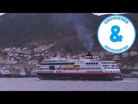 La Norvège de l'Express Côtier - Croisière à la découverte du Monde - Documentaire