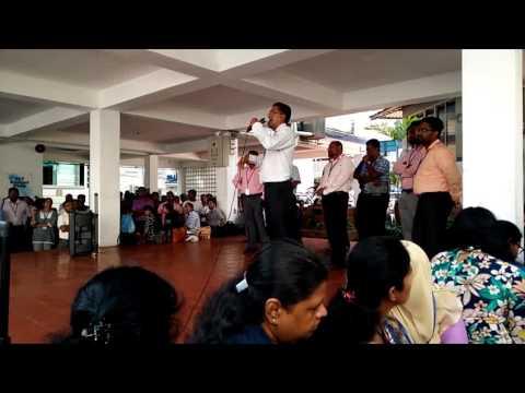 SLT Sri Lanka Telecom Brothers and Sisters in a victorious battle @ SLT HQ_2017_01_05#4