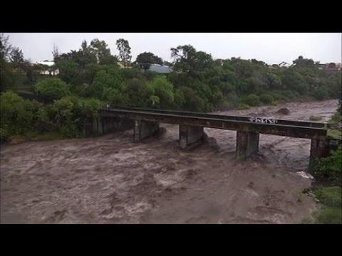 La Réunion: le cyclone Bejisa fait un mort et 15 blessés - 03/01