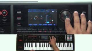 Roland FA-06//08 - SN Synth Editing p4 - Amp