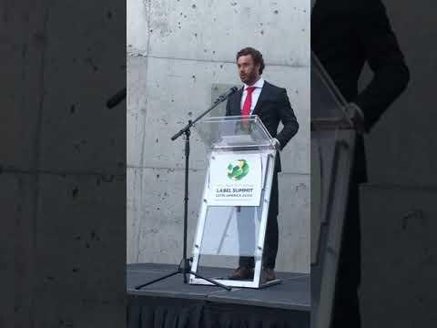 """Javier Ibero, Discurso De Agradecimiento Por  Premio """"Empresario Nueva Generación"""""""