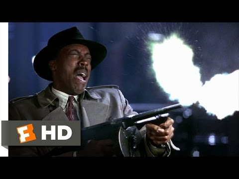Harlem Nights (5/8) Movie CLIP - Shooting Up Quick (1989) HD