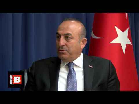 Interview of Foreign Minister Çavuşoğlu to Breitbart News, 21 March 2017, Washington D.C. - Part 1