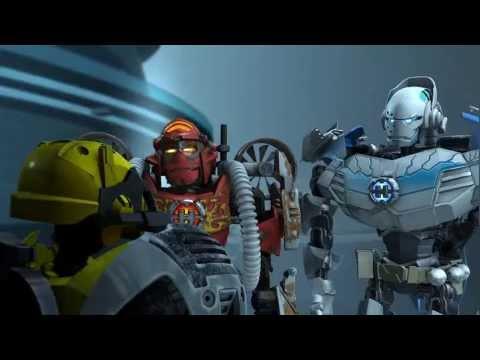 樂高®英雄工廠系列 LEGO®HERO FACTORY - TV Series (ep 9)