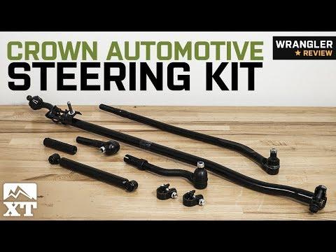 jeep-wrangler-jk-crown-automotive-steering-kit-(2007-2018)-review