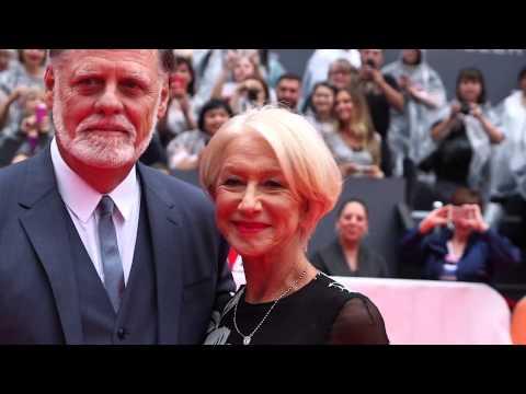 Eye in the Sky: Helen Mirren & Director Gavin Hood at TIFF 2015 Red Carpet Premiere