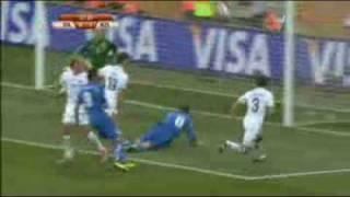 Plucky Kiwis hold Italy to draw
