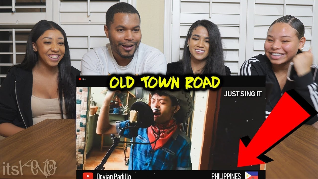 Download WHO SANG IT BETTER | Old Town Road ( us, uk, canada, Philippines, brazil,) | AMERICAN REACTS