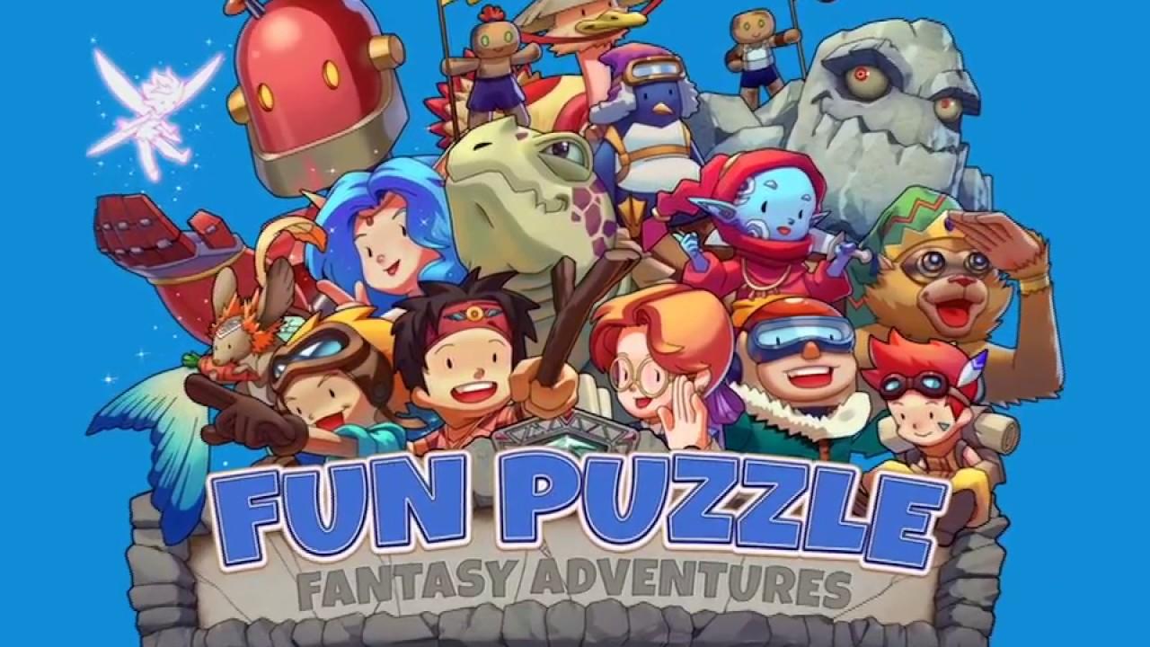 Fun Puzzle: Fantasy Adventures