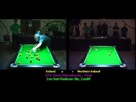 UPC Home Internationals 2015 - Ireland vs N. Ireland - Final