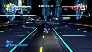 Sonic Generations Mod: Sonic vs Shadow SA2 Style