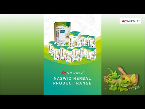 Naswiz Retails Herbal Product Launch Event