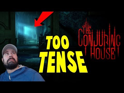 NEW Psychological Horror Game | The Conjuring House Gameplay