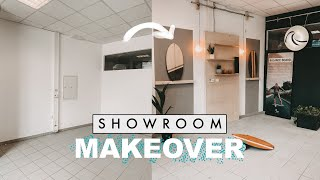 Extreme Room Makeover - DIY Showroom Gestaltung und Umbau | EASY ALEX