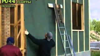 видео Мягкая ДВП ISOPLAAT и декоративные панели ISOTEX