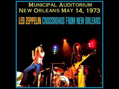 Led Zeppelin Live Bootleg New Orleans Disk 1 | 5-14-73