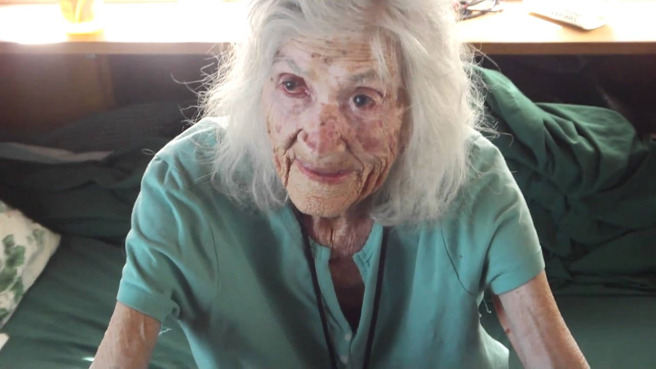 Healthy Amazing 100 Year Old Peggy Sent Off To Die At