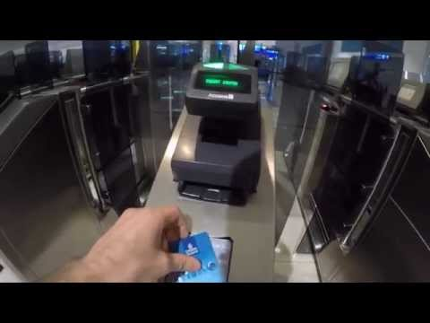 How to use E-Gate at Dubai Airport DXB with an Emirates Skywards Card