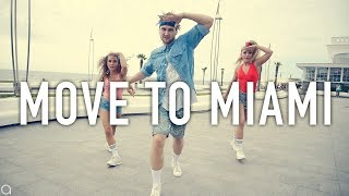 Move To Miami - Enrique Iglesias ft. Pitbull @oleganikeev choreography | ANY DANCE