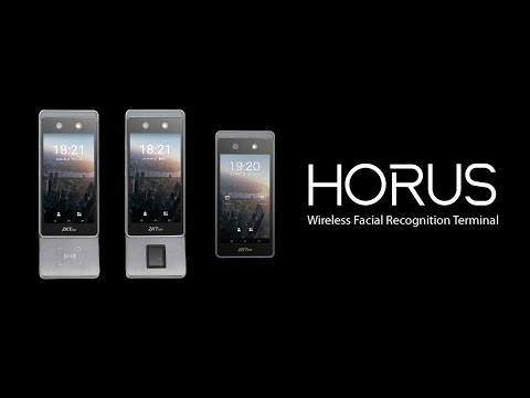 Horus - Wireless Facial Recognition Terminal