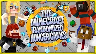 The Minecraft Randomized Hunger Games! #11 | NewScapePro / MsBreezy / JeromeASF