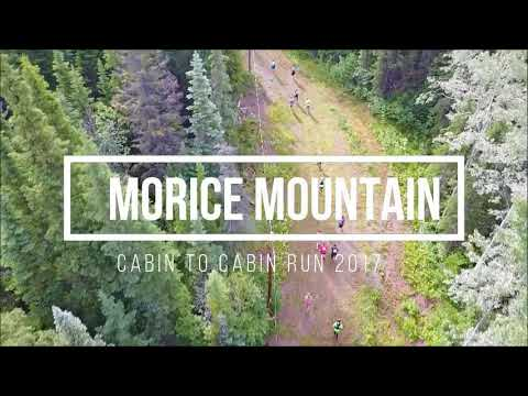 Morice Mountain Cabin to Cabin Challenge Run 2017