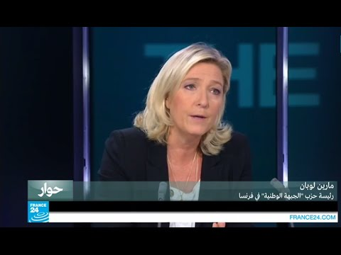 """Marine Le Pen (en Arabe) : """"La France doit rompre ses relations avec le Qatar"""""""