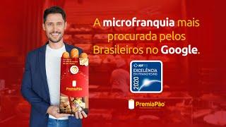 Conheça a franquia Premiapão