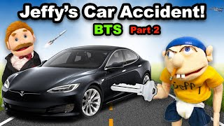Jeffy's Car Accident! BTS! Pt. 2