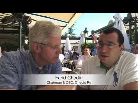 Farid Chedid, Chairman & CEO at Chedid Re: Monte Carlo RVS 2014