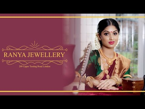 Ranya Jewellery Advert