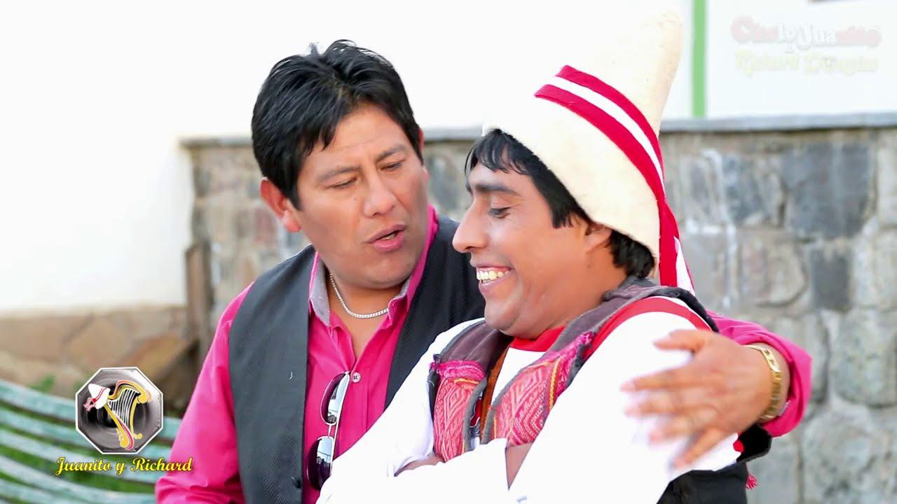 😘 (CLIP) El Perfume... Sígueme, Sígueme - Cholo Juanito y Richard Douglas / Perú
