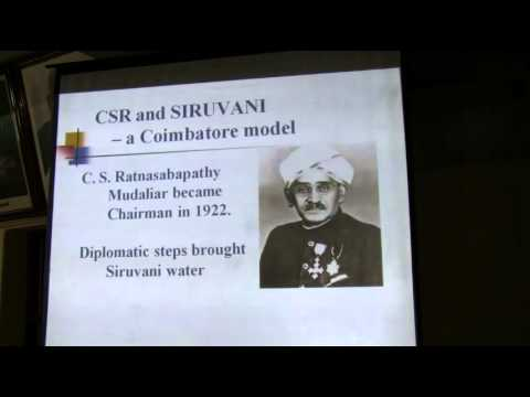 Coimbatore Vizha - 2014, History of Infrastructure Project, Siruvani , 6, Feb 2014
