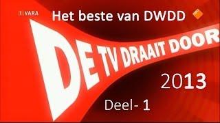 DWDD the end (Compilaties van de TV draait door niet meer mogelijk)