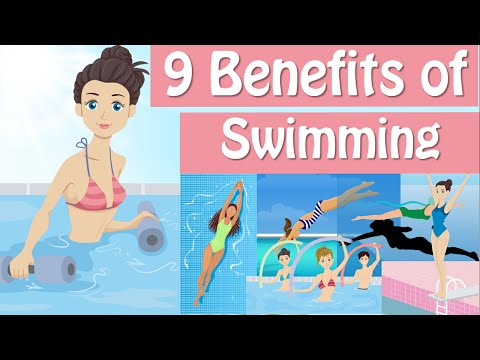 9 Benefits Of Swimming Best Way To Burn Fat
