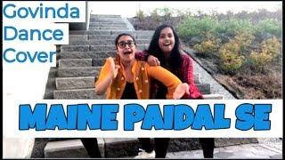 Maine Paidal Se - Hero No. 1   Govinda   Karishma Kapoor   Dance Cover