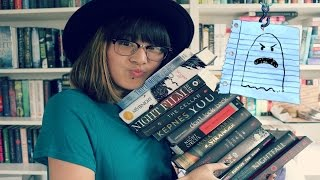 Spooky Fall Book Recommendations