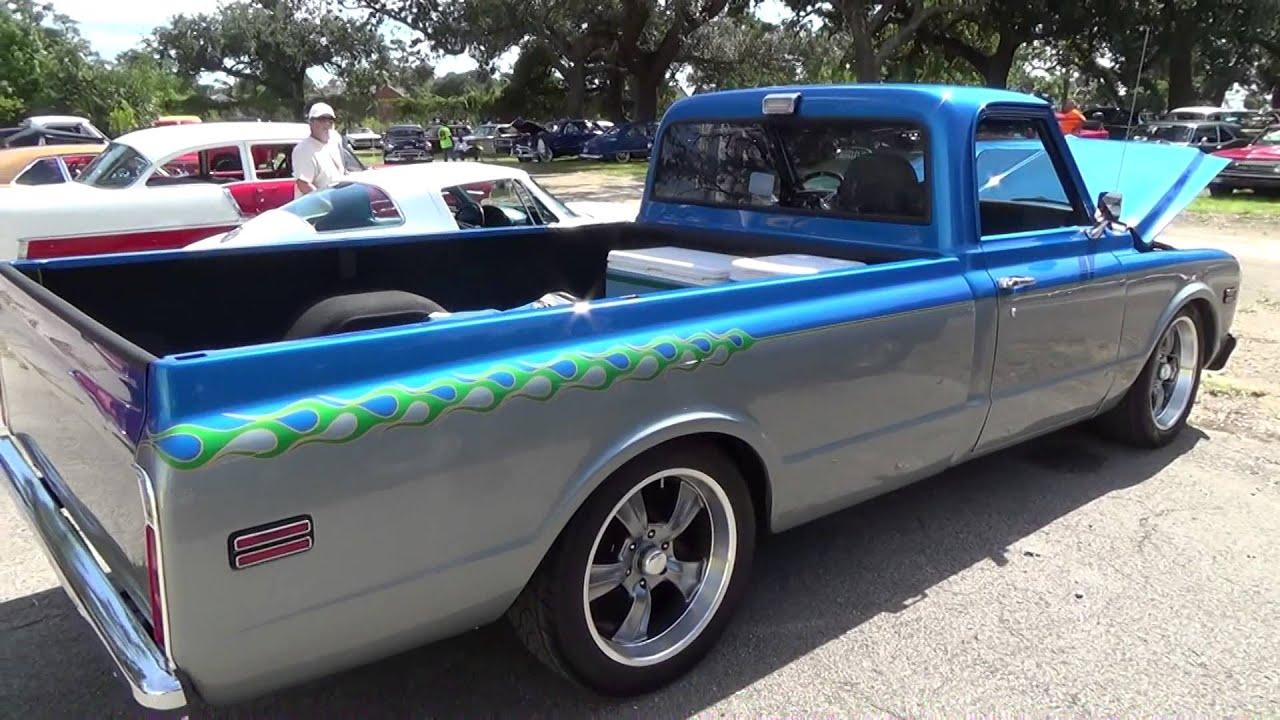 68 Chevy Street Truck Cruisin U0026 39  The Coast 2014