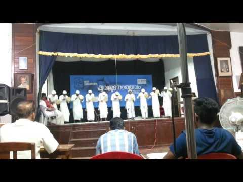 CHMM college DUFFMUTT team got 3rd prize in KERALA UNIVERSITY YOUTHFEST 2K17