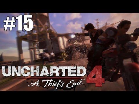 Zagrajmy w Uncharted 4: Kres Złodzieja [#15] - Pościg!