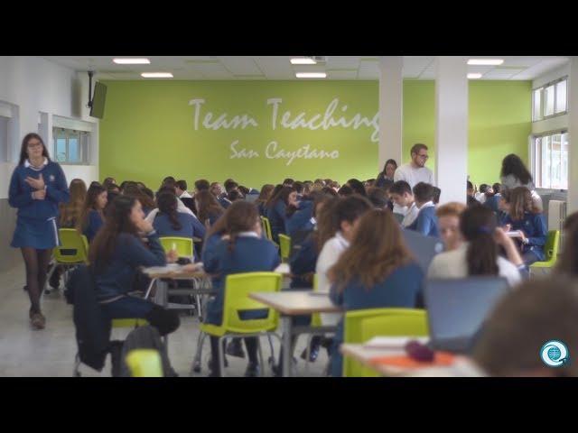 Proyecto Interdisciplinar 3ºESO - SancaTV