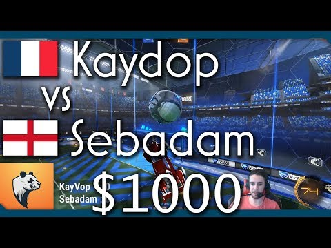 Kaydop vs Sebadam | Bad Panda $1000 Invitational