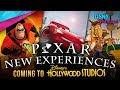 NEW Pixar Experiences Coming To Disney's Hollywood Studios - Disney News - 1/22/19